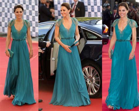 kate middleton dresses kate middleton makeover duchess in teal blue gown new