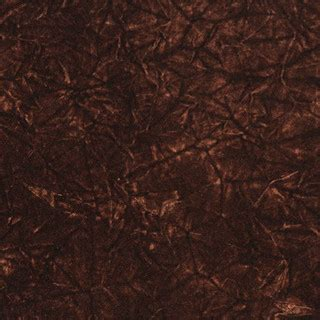 brown classic crushed velvet upholstery fabric   yard