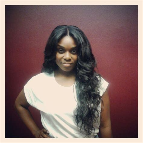 Partial Sew In Hairstyles by The 25 Best Partial Sew In Ideas On Sew In