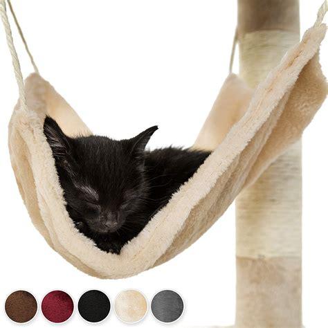 acheter un hamac comment bien acheter un arbre 224 chat avec hamac chatmuse