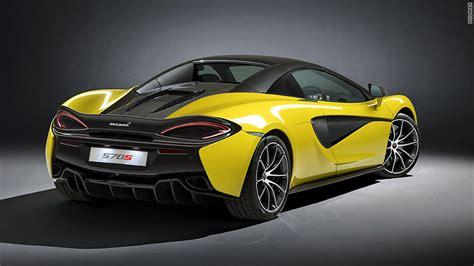 mclaren lm5 concept mclaren reveals 200 mph convertible