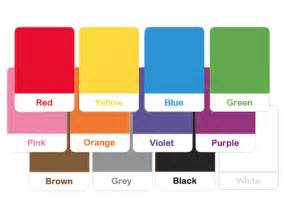 card colors color flash cards mr printables