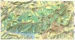 map of mountain carolina travel guide planetware