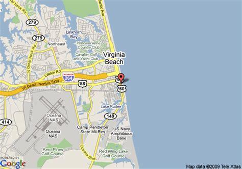 surfside map map of surfside inn virginia
