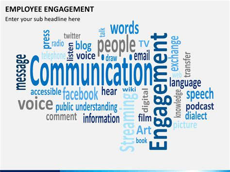ppt templates for employee engagement employee engagement powerpoint template sketchbubble