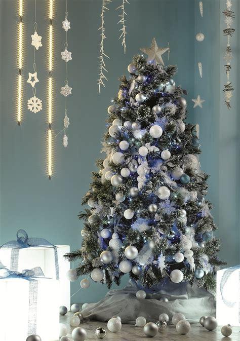 arboles de navidad con nieve 5 225 rboles de navidad para decorar tu casa bloghogar