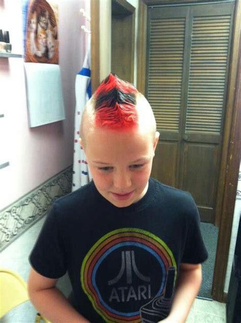 red  black hair hair styles hair wrap
