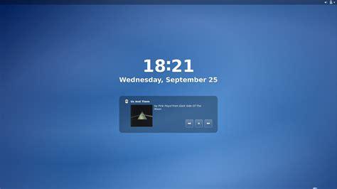 gnome lock screen themes 视频 截图 看看最新的 gnome 3 10 桌面 我是菜鸟