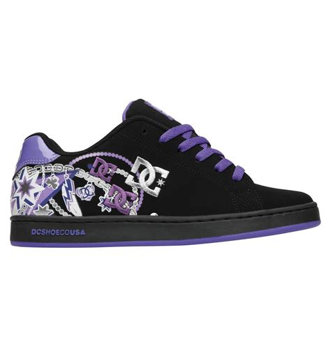 womens dc sneakers s pixie charm shoes 320253 dc shoes