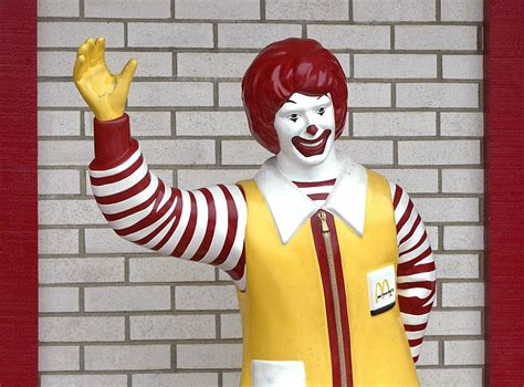 Ronald Mcdonald Hello mcdonald s is retiring ronald mcdonald for an understandable reason