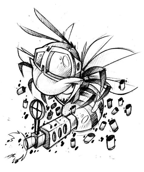 cartoon tattoo artist uk 41 best tattoo art cartoon weapons images on pinterest