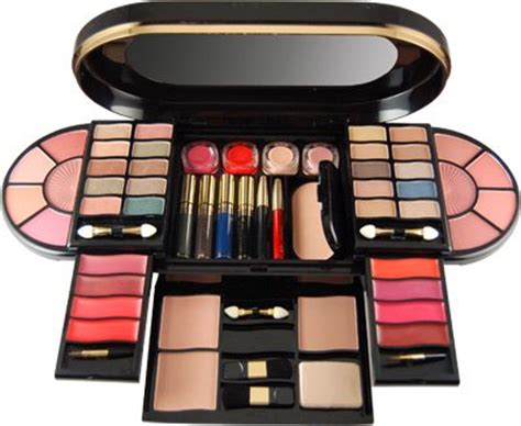 make up set and brushes a lady should have womanly
