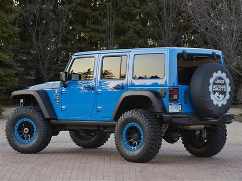 Benchmark Jeep 2014 Moab Jeep Wrangler Concepts