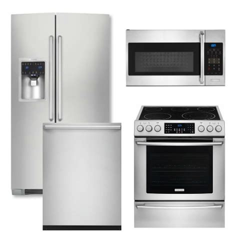 electrolux kitchen appliance packages package 30 electrolux appliance package 4 piece