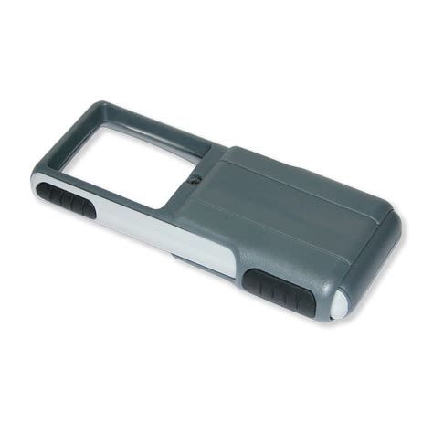 maxiaids minibrite led lighted pocket magnifier 3x