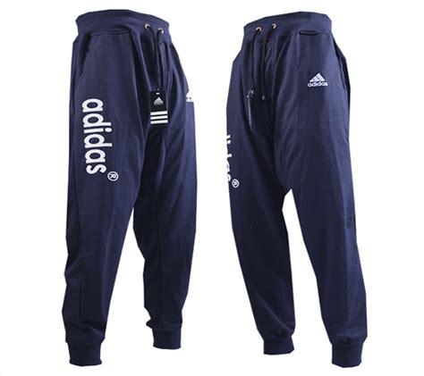 Jogger Panjang Basic Putih harga celana jogger panjang adidas navy teks putih celana id priceaz