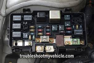 interior fuse box location 2001 2005 honda civic 2001