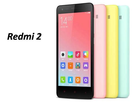 Hp Xiaomi Redmi 2 Di Bec xiaomi redmi 2 specifications and price