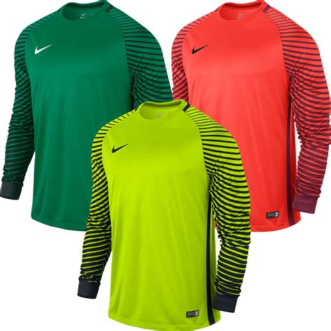goalkeeper jersey design your own nike gardien long sleeve senior goalkeeper jersey