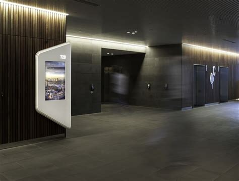 Corian Melbourne Wayfinding Solution Corian 174 Design Amp Inspiration