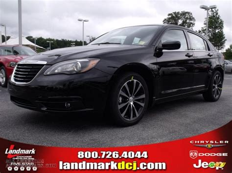 Chrysler 200 Black by 2011 Chrysler 200 S In Black Photo 13 567067 All