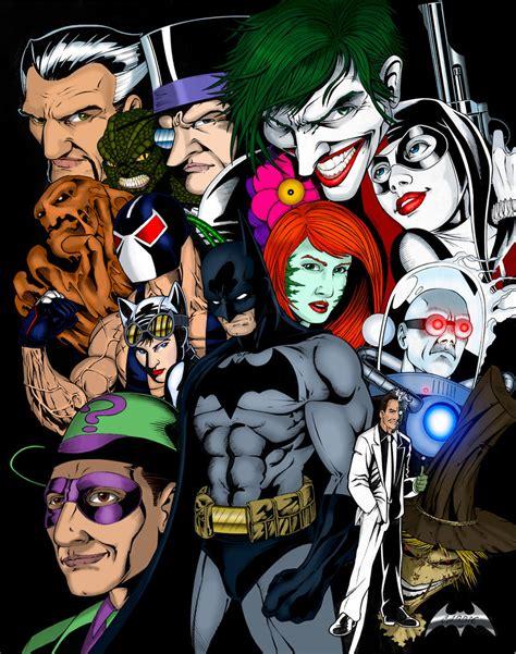 and villain fan villains colored by balsavor on deviantart