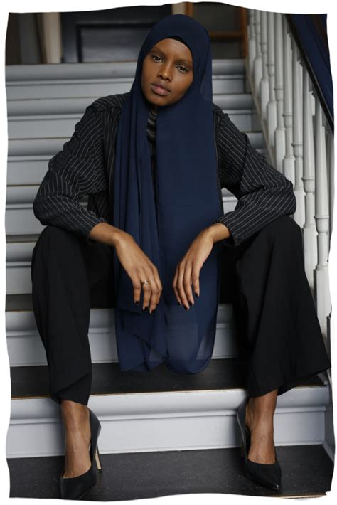 Amina Adan Unique Models