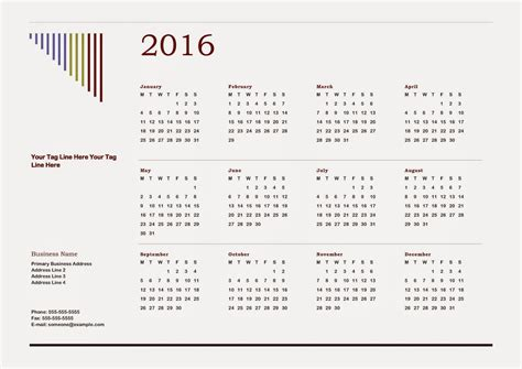 design of calendar 2016 happy new year 2016 calendar 2016 free download vector