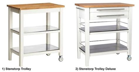ikea stenstorp hack stenstorp trolley deluxe ikea hacking tips pinterest cute ideas kitchen trolley and ikea