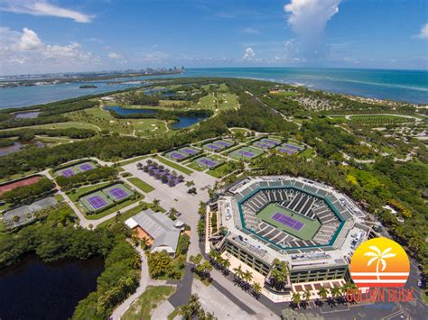 Bb T Center Floor Plan key biscayne tennis tournament now named miami open
