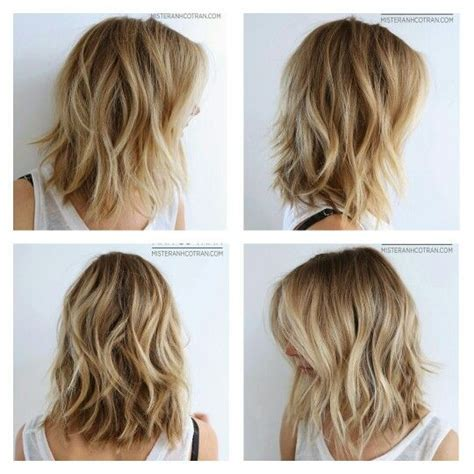 what year was the lob hairstyle created credit ahn co tran hairy hairy hair pinterest