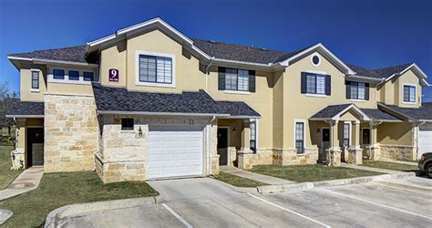 1 bedroom apartments in san marcos tx the retreat student apartments 512 craddock avenue san