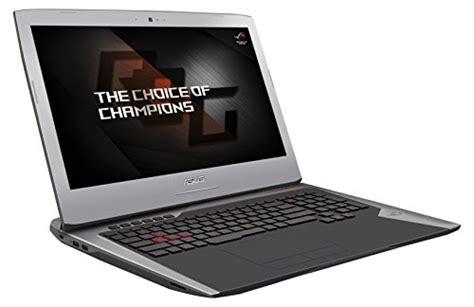 Asus Touchscreen Gaming Laptop Windows 10 ira156 asus rog g752vl uh71t 17 3 inch fhd touchscreen gaming laptop intel i7 6700hq skylake