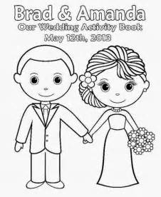 wedding coloring books wedding activity book for template wedding activity