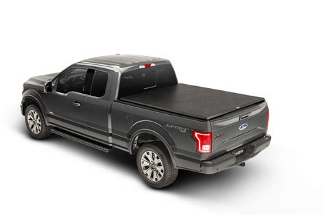 ford f150 bed cover truxedo 297701 truxport tonneau cover 2015 2016 ford f150