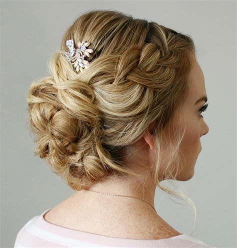12 pretty updo hairstyles for pretty updos for the holidays