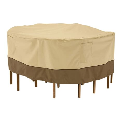 Patio Table Cover Patio Table Cover Round Veranda In Patio Furniture Covers