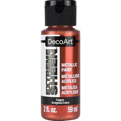 home depot paint sheen sheen 2 oz copper metallic paint dpm10 29 the