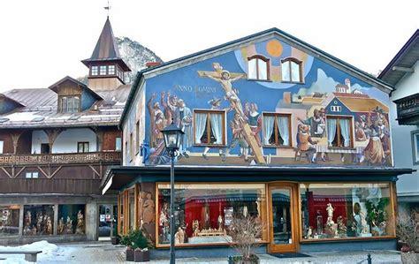 Superb Germany Christmas Tours #5: Oberammergau-Fresco-Painting-001.jpg