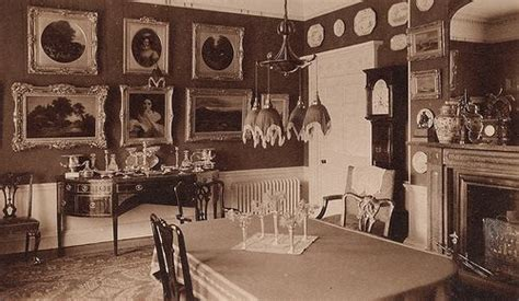 victorian era houses interior creepy victorian dining room the deserter pinterest house interiors victorian