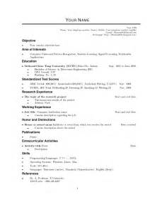 How To Write A Resume In Latex Writing Resume In Latex