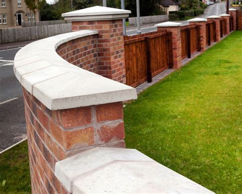 Garden Wall Capping Garden Ftempo Garden Wall Coping Stones