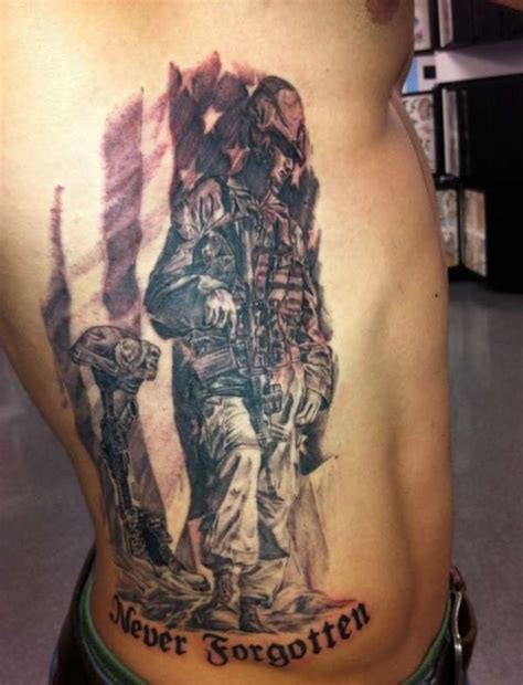 battlefield cross tattoo 17 best images about fallen on soldiers