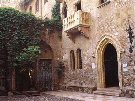 la casa di romeo e giulietta monumenti di verona casa di giulietta