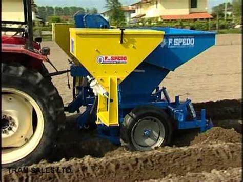 Spedo Potato Planter by Tram Spedo Spa Potato Planter