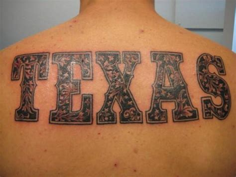 texas tribal tattoos back back tattoos best tats