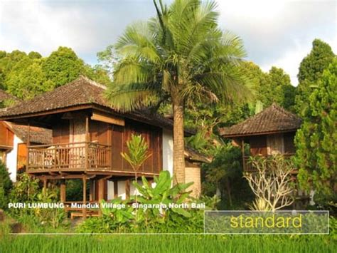 Standard Room Picture Of Puri Lumbung Cottages Munduk Puri Lumbung Cottages