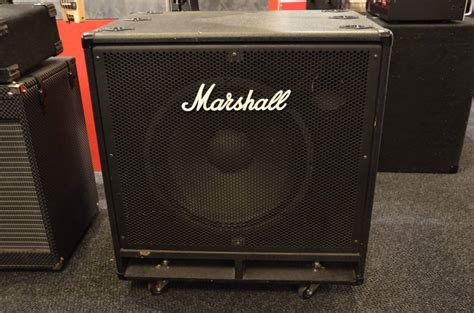 15 Inch Bass Speaker Cabinet by Marshall Bass Cabinet 1 15 Inch Speaker Reverb