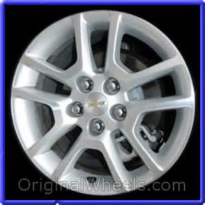 oem 2016 chevrolet malibu used factory wheels from