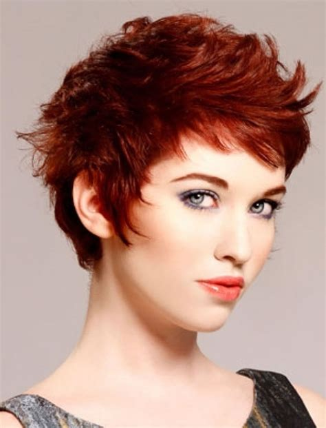 haircuts for colored pink hair red hair color for short hairstyles 27 cool haircut